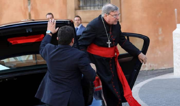 Vatican Cardinal George Pell, Pope Francis' chief ...