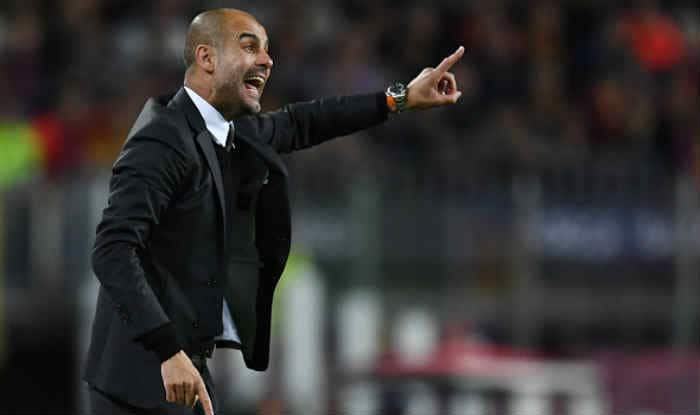 File image Pep Guardiola