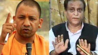 SP सांसद आजम खां को जेल भेजे जाने पर यूपी CM योगी बोले, गंदगी साफ कर रहे हैं