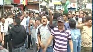 Darjeeling Unrest: Protesters Set Sonada Toy Train Station Ablaze; Army Deployed