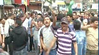 Darjeeling Unrest: Protesters Set Sonada Toy Train Station Ablaze; Army Deployed