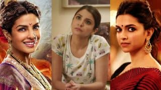 Anushka Sharma, Priyanka Chopra, Deepika Padukone--actresses who underwent language training for their on-screen roles