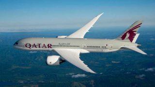 Qatar Airways Thiruvananthapuram-Doha Flight Diverted to Goa After Pilot Falls Ill Mid-air