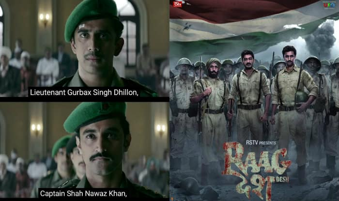 'Raag Desh' trailer: Tigmanshu Dhulia reopens the Red Fort trials