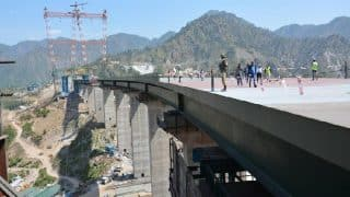 Katra-Banihal Rail link in Jammu and Kashmir is highest railway bridge in the world: Key facts about it