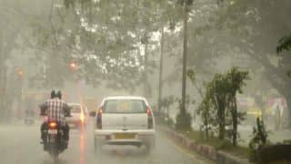 Rains Lash Delhi-NCR, Temperature Dips