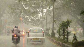 Rains Lash Delhi-NCR, Temperature Dips