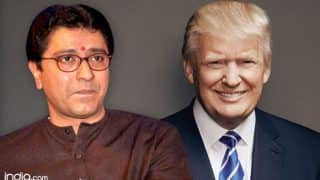 What is common between Donald Trump and Raj Thackeray?