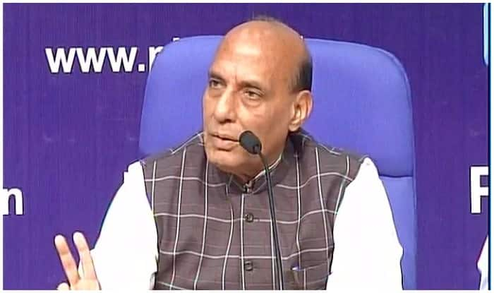 Central team to submit report on Kashmir to Rajnath