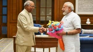 Presidential polls: NDA stands united on Ram Nath Kovind as cracks appear in Opposition over nominee