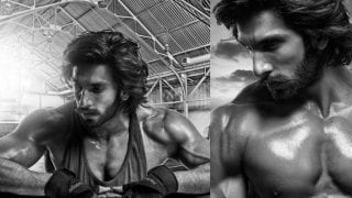 Ranveer Singh is bulky and bold in these new pictures! Padmavati actor's #MondayMotivation is inspiring