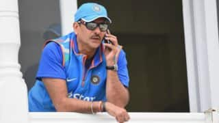 Ravi Shastri Applies For Position of Team India's Head Coach