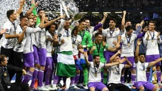 Juventus vs Real Madrid Highlights, UEFA Champions League Final 2017: Cristiano Ronaldo's brace leads RM to 4-1 win over Juve