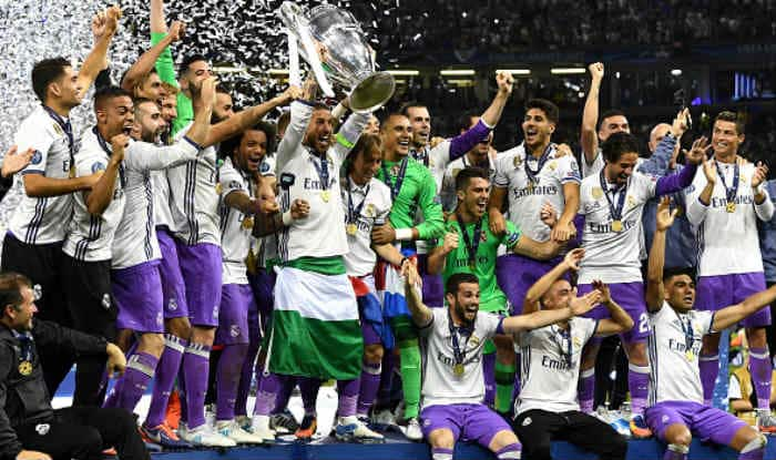 Real defeat Juventus to retain Champions League