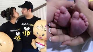 Yeh Rishta Kya Kehlata actor Karan Mehra feels his newborn son resembles both, him and Nisha Rawal