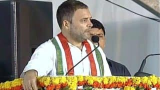 Telangana a pool of graveyard for farmers; KG to PG free education a fail agenda of KCR: Rahul Gandhi
