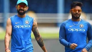 India vs West Indies 2018: Virat Kohli, Selectors Face Dilemma Over India's ODI Squad; In-Form Rishabh Pant Likely to Get Nod Over Dinesh Karthik, MS Dhoni to Hold His Spot
