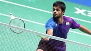 Singapore Open: Sai Praneeth Crashes Out in Opening Round, Sourabh Verma Advances