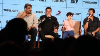 Salman Khan's Tubelight co-star Matin Rey Tangu gives a befitting reply to a racist question - watch video