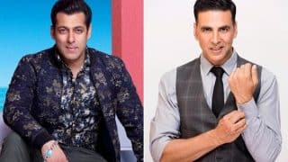 Salman Khan - Akshay Kumar Avoid Each Other As They Leave For IFFI 2017?