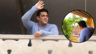 Eid 2017: Cops resort to lathi charge when some tried to enter Salman Khan's Galaxy Apartments