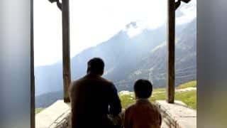 Salman Khan and Matin's latest pic from Tubelight will give you wanderlust