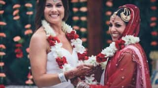 LGBTQ Pride Month 2017: This video of the first Indian lesbian wedding in the US is melting our hearts!