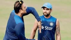 'Ravi Shastri is better equipped than Anil Kumble to deal with Virat Kohli,' says R Sridhar