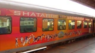 Rajdhani, Shatabdi trains to undergo makeover for Rs 25 Crores; On-board entertainment, trained staff among newly added features