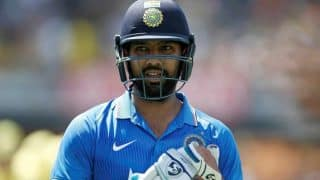 Rohit Sharma recalls his first day in international cricket in national colour
