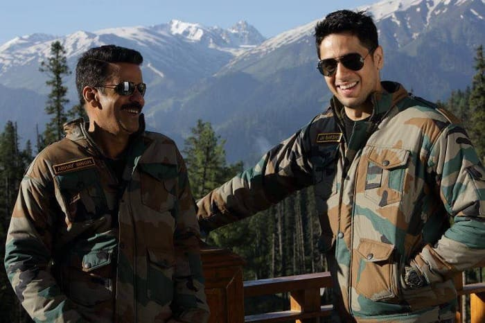 Manoj Bajpayee And Siddharth Malhotra Play Army Officers In 'Aiyyari'