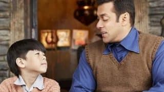 We know when Salman Khan's favourite co-star Matin Rey Tangu will join him for Tubelight promotions