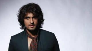 Sonu Nigam sings a patriotic song for Indo-Tibetan Border Police Force