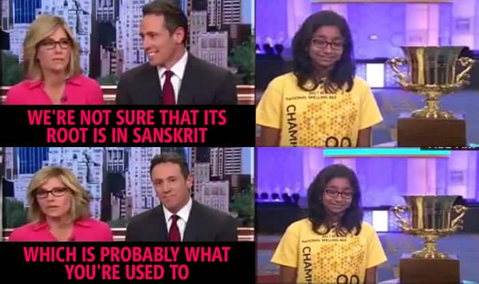 CNN anchor makes racist comment to Spelling bee champ Ananya Vinay