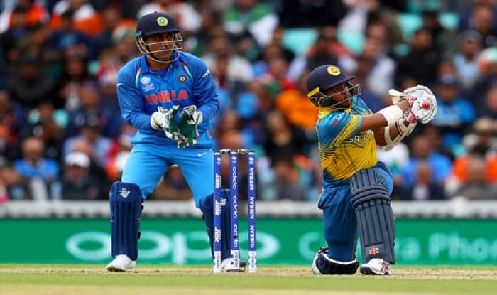India Vs Sri Lanka Highlights Icc Champions Trophy  Sl Upset Ind Win By  Wickets