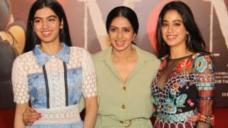 Sridevi's strict rules for daughters Jhanvi and Khushi Kapoor prove their lives are  just like us