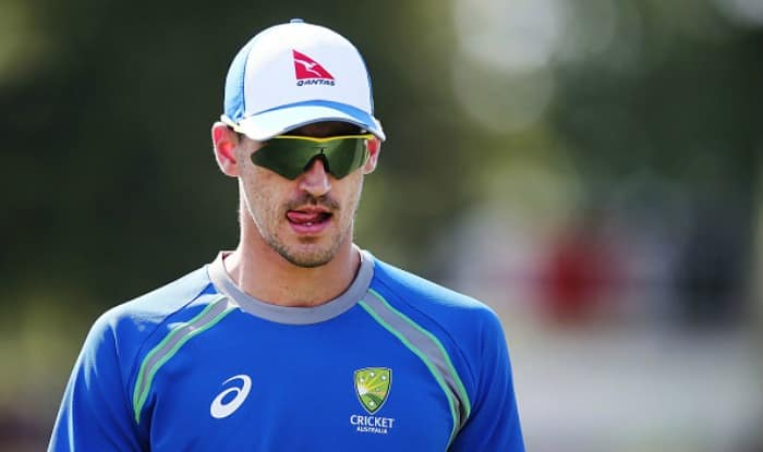 File image of Mitchell Starc