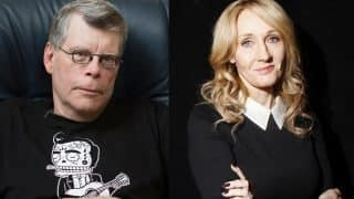 Stephen King and JK Rowling had an epic Twitter conversation after Donald Trump blocked him, Twitterati can't keep calm over the exchange!