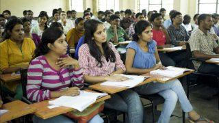 आईआईटी जेईई मेन परीक्षा में शामिल हुए साढ़े दस लाख परीक्षार्थी