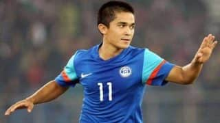 India vs Ghana, FIFA U-17 World Cup: Sunil Chhetri Reckons India Shouldn't go Into the Match With a Defensive Mind Set