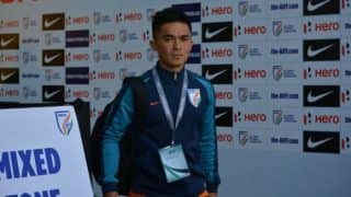 India vs Kyrgyzstan Football Match Live Score Updates, AFC Asia Cup Qualifier: Sunil Chhetri goal gives India 1-0 win