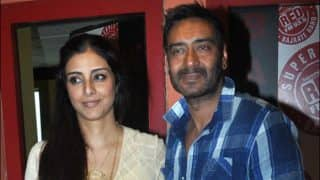 Tabu never married because of Ajay Devgn! Golmaal Again actress claims co-star is responsible for her single status