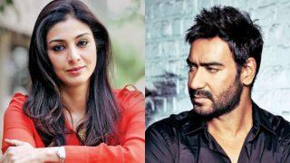 Tabu BLAMES Ajay Devgn for her single status!
