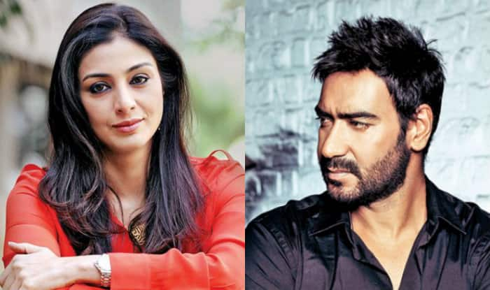 Am 'single' because of Ajay Devgn, says Tabu