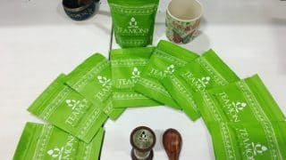We tried the flavored green teas by Teamonk Global and here's why you should too!
