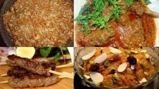 Eid Mubarak: 10 delicious traditional recipes perfect for Eid al-Fitr 2017