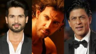 Father's Day special: Hrithik Roshan, Shahid Kapoor, Shah Rukh Khan - A look at the hottest dads in B-town!