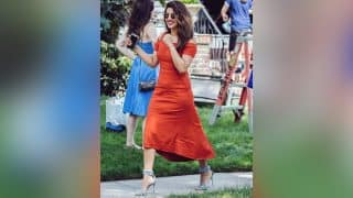 Priyanka Chopra starts shooting for second Hollywood film - A Kid Like Jake !View pics