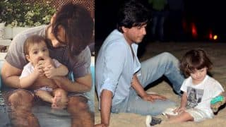 Father's Day special: Candid pictures of Bollywood dads with their kids will turn your heart into jelly