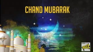 Chand Raat 2017 Wishes: Best SMS, Eid Chand WhatsApp Messages, Facebook Status, and Gif Images to wish Chand Mubarak!